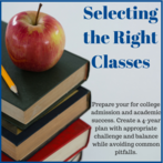 Selecting the Right Courses for Your 4-Year Plan