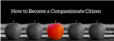 How to Become a Compassionate Citizen 2017
