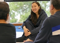 Fiona Chang: Solo-to-Duet: Arts-Based Couples Group Process