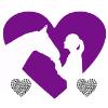 Small heart logo