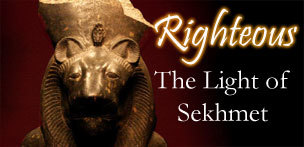 Righteous: The Light of Sekhmet