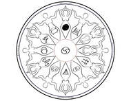 Womanrunes Wheel of the Year