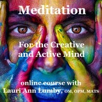 Meditation for the Creative and Active Mind