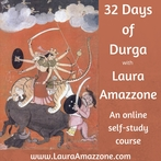 32 Days of Durga with Laura Amazzone