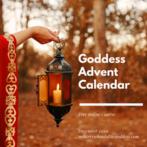 Goddess Advent Calendar - 25 Days of Goddess - Free Course