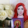 Feast of the magdalene altar kimberly f moore motherhouse of the goddess