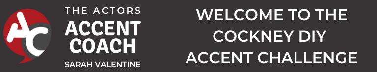 DIY Cockney Accent Challenge - Open Access