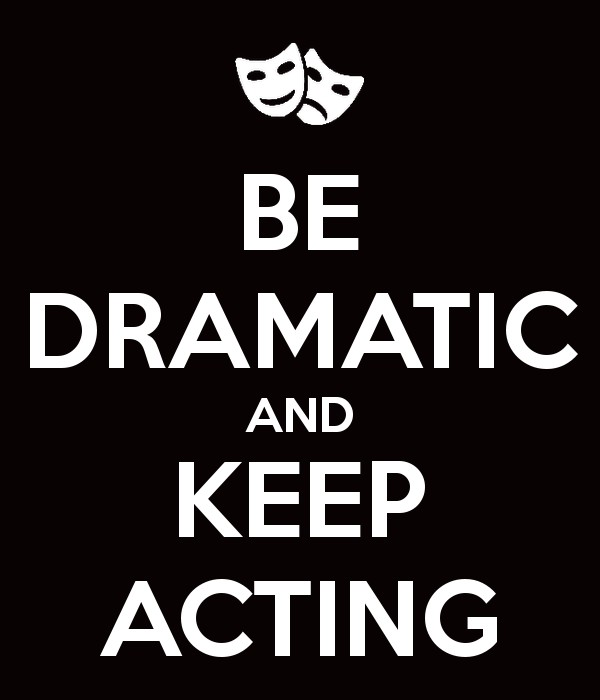 Sign in to The Acting Habit