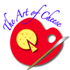 Art of cheese logo red