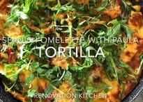 Paula's Lockdown Pantry - Tortilla (Spanish Omelette)